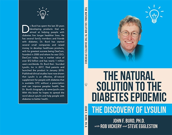 Lysulin Natural Solution to the Diabetes Epidemic Steve Eggleston Ghostwriter