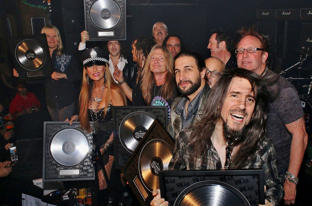 2014 Rockgodz Hall of Fame Annual Induction Ceremony